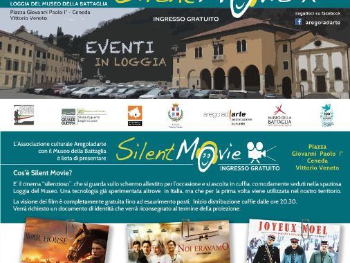 """Silent Movie"", il cinema silenzioso"